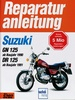 Suzuki GN 125 (ab Baujahr 1990), DR 125 (ab Baujahr 1991)