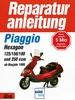Piaggio Hexagon   ab 1995 - 2 Takt, Wassergekühlt, Membrangesteuert / 4-Takt, Wassergekühltm OHC, 2 Ventile
