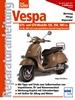 Vespa GTS- und GTV-Modelle 125, 250, 300 i.e.  -  ab Modelljahr 2005  - mit wassergekühltem Viertakt-Einspritzmotor