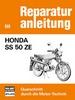 Honda SS 50 ZE - Reprint der 1. Auflage 1978