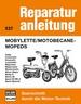 Mobylette / Motobecane - Mopeds - Reprint der 7. Auflage 1978
