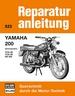 Yamaha 200 - (Zweizylinder) YCS-3 E / YCS-5 E / RD 200  // Reprint der 5. Auflage 1978
