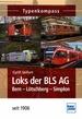 Loks der BLS AG - Bern-Lötschberg-Simplon  -  seit 1906