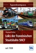 Loks der französischen Staatsbahn SNCF - seit 1938