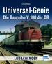 Universal-Genie  - Die Baureihe V 100 der DR