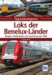 Loks der Benelux-Länder - Belgien, Niederlande und Luxemburg seit 1946